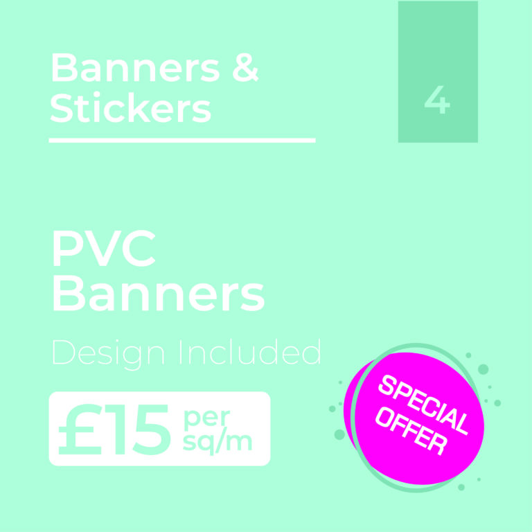 Banners Offer